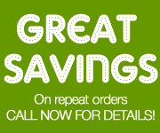 Great Savings on Repeat Orders